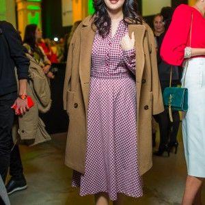 4 модні образи Соломії Вітвіцької на UFW  (ФОТО)