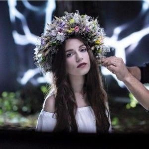 Підопічна Вакарчука Христина Соловій презентувала новий  містичний кліп (ВІДЕО)