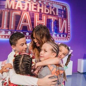 """""""Маленькі гіганти"""" зробили зворушливий подарунок Наді Дорофєєвій (ФОТО)"""