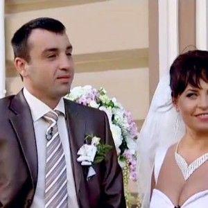 """Герої """"Одруження наосліп"""" посварилися просто на весіллі (ВІДЕО)"""