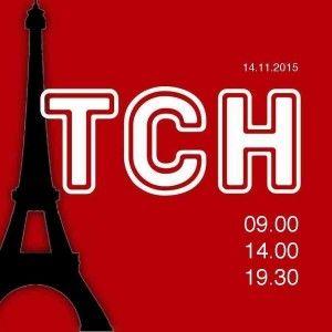 ТСН.ua змінив логотип на знак підтримки постраждалим в результаті терористичних атак у Парижі