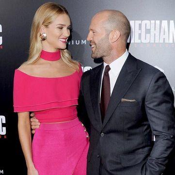 Зірковий дайджест: Щасливі голлівудські пари, де вона вища за нього
