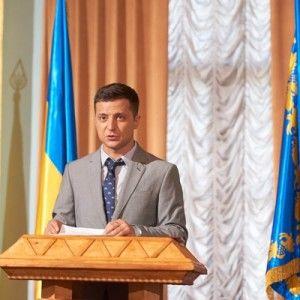 """Як """"новий Президент"""" Володимир Зеленський долає стрес і втому"""