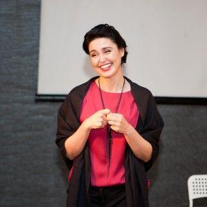 Людмила Барбір розповіла українцям, як бути щасливішими (ФОТО)