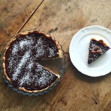Рецепт від Руслана Сенічкіна: Смачний шоколадний пиріг