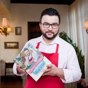 Руслан Сенічкін навчив готувати неперевершену овочеву лазанью (ВІДЕО)