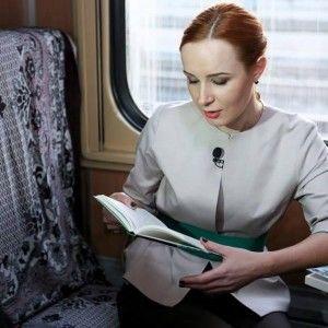 Юлія Бориско назвала улюблені книги й розповіла, що читають її діти