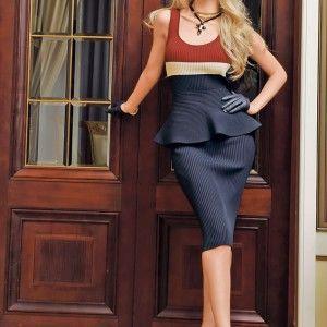 """Еріка Герцег із нової """"ВІА Гри"""" знялася в пікантній фотосесії (ФОТО)"""