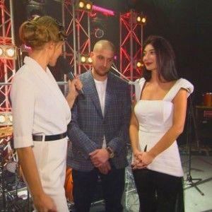 Світське життя: Захисник Шахтаря вкладає гроші в музичну кар'єру дружини