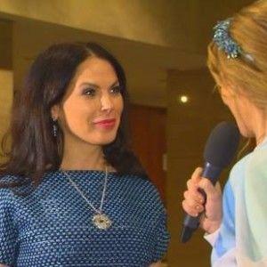 Влада Литовченко у Світському житті розповіла про молодшу доньку та новорічні плани