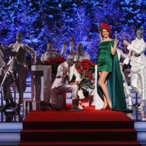За лаштунками Новорічного карнавалу Каті Осадчої: 1000 кг снігу та 40 ящиків шампанського