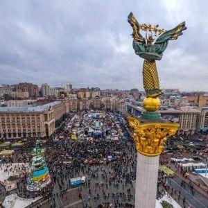 Хрещатик та Майдан Незалежності