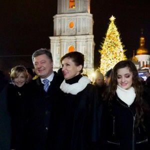 Новорічне привітання Президента України