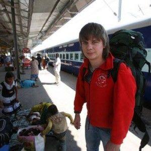 Ведучий 1+1 перебував в Індії під час землетрусу