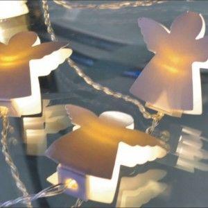 Як зробити паперових янголят до Різдва: Майстер-клас