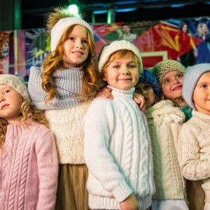 """ """"Маленькі гіганти"""" і учасники """"Голос. Діти"""" переспівали 'Jingle Bells' українською (ВІДЕО)"""