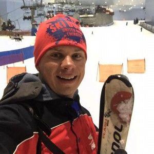 Комаров показав, як провів першу за два роки відпустку  (ВІДЕО)