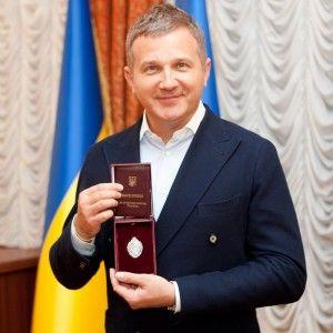 Юрію Горбунову вручили високу державну нагороду
