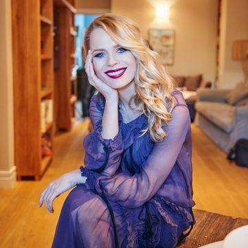 Ольга Фреймут народила: зворушливі фото зіркової мами