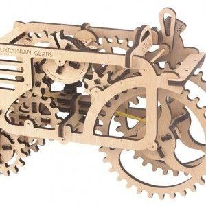 Дерев'яні 3D пазли для дітей: українець розповів про створення конструктора