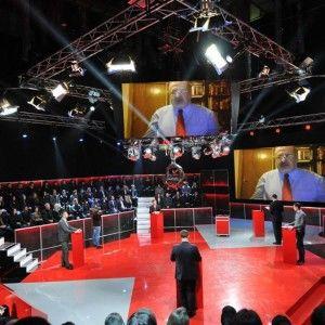 """До студії """"Права на владу"""" завітають Арсеній Яценюк та восьмеро міністрів"""