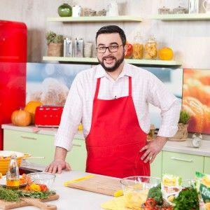 Руслан Сенічкін розповів, як став ведучим кулінарної рубрики