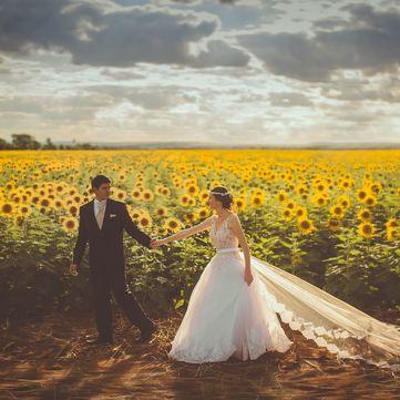 Найдивовижніші весілля проекту «4 весілля»