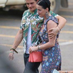 Орландо Блум та Кеті Перрі припинили приховувати свої стосунки