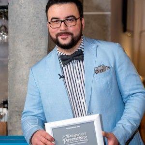 Руслан Сенічкін став ведучим нового шоу на 1+1 (ФОТО)