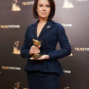 """Рейтинг """"Новое время"""": Алла Мазур посіла найвищу позицію серед жінок-телеведучих"""