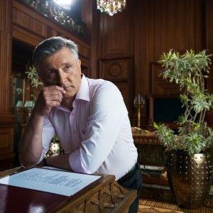 Актор Станіслав Боклан розповів, хто став протипом прем'єра у серіалі Слуга народу