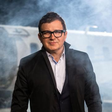 Останній москаль 2: Юрій Горбунов зіграє одразу дві ролі в серіалі (відео)