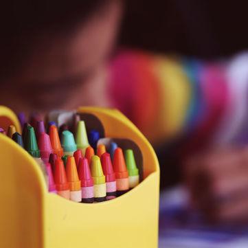 Як скласти дитячі дрібнички за кілька секунд