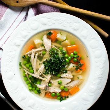 Модна дієта: Як схуднути за допомогою супу