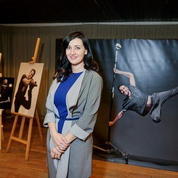 Соломія Вітвіцька презентувала у Харкові фотовиставку Переможці
