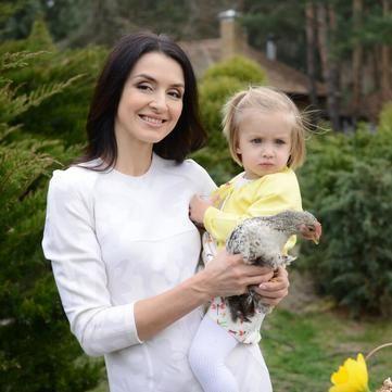 Валентина Хамайко розповіла, як виховує своїх дітей