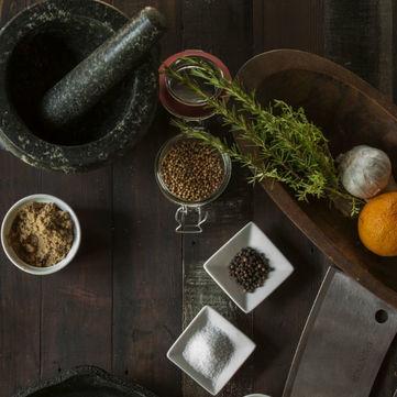 Пряна сіль: Як готувати корисну приправу