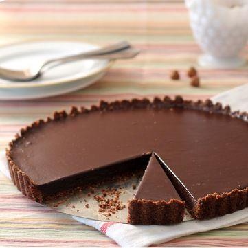 Простий рецепт смачного шоколадного пирога