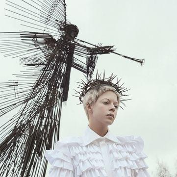 Лідер гурту ONUKA розповіла про вплив Чорнобильської катастрофи на її творчість