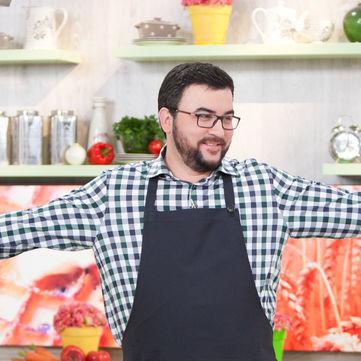 Великодній рецепт від Сенічкіна: Соковитий м'ясний рулет з грибами