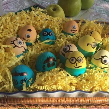 Як  Падалко, Фреймут, Осадча і Кароль святкували Великдень (фото)