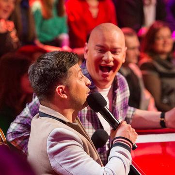 Оце так виступ: Тріо з Одеси приголомшило суддів Розсміши коміка. Діти