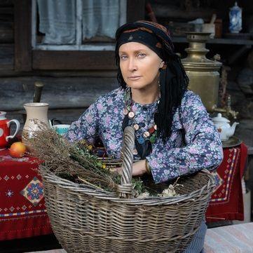 Олена Стефанська розповіла про свою героїню бабу Раю