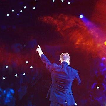 Євробачення 2016: Джастін Тімберлейк привітав Україну з перемогою