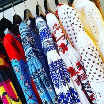 День вишиванки: українські візерунки на світових подіумах