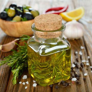 Рецепт оливкової олії зі спеціями