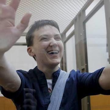 ТСН покаже спецвипуск присвячений поверненню Надії Савченко