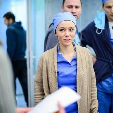 Для зйомок серіалу Центральна лікарня побудували неймовірний павільйон