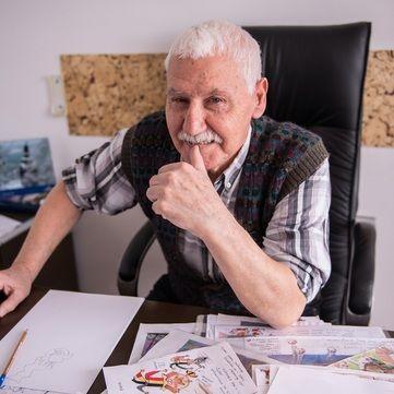 Батьку серії мультфільмів про Козаків виповнюється 74 роки