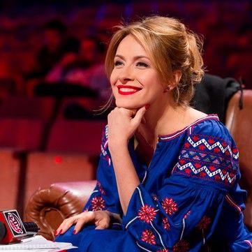 Вагітна Олена Кравець презентує лінію одягу для майбутніх мам